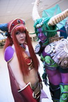 Alexstrasza and Ysera Cosplay