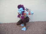 Cosplay Wow Troll