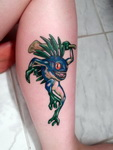 Murloc Tattoo